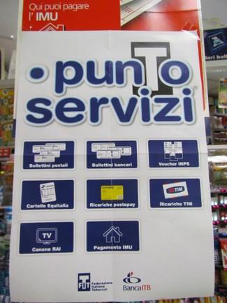 punto servizi